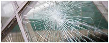 Wells Smashed Glass